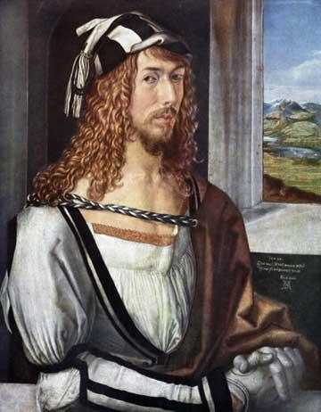 Aphilia | Kunst | Dürer | Portrait