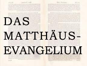 Evangelium nach markus zusammenfassung